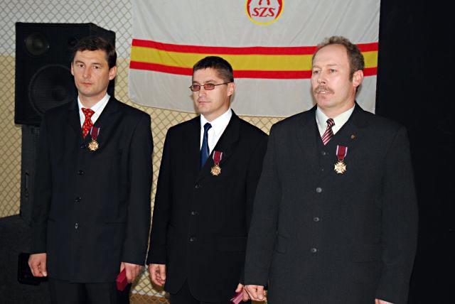 Nagrodzeni Brązowym Krzyżem Zasługi