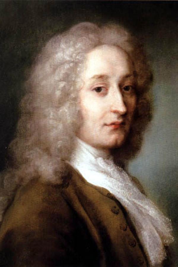 Portret Antoine Watteau. Źródło: www.wikipedia.pl