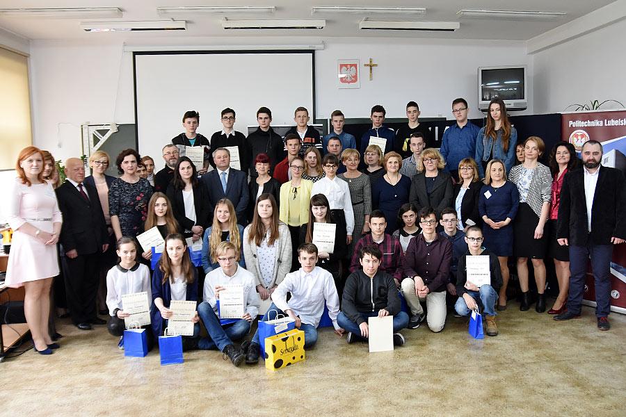 Powiatowy Dzień Matematyki 2017 w ZSP