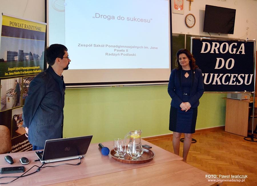mt_gallery:Wybitny absolwent w progach ZSP - spotkanie z dr hab. inż. Jackiem Czarnigowskim