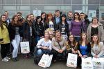 Uczniowie ZSP na targach EuroGastro 2015