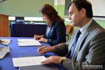 Podpisanie umowy o współpracy z PSW w Białej Podlaskiej