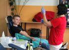 Akcja Honorowego Krwiodawstwa w ZSP